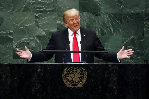 DJT UN Speech 2018