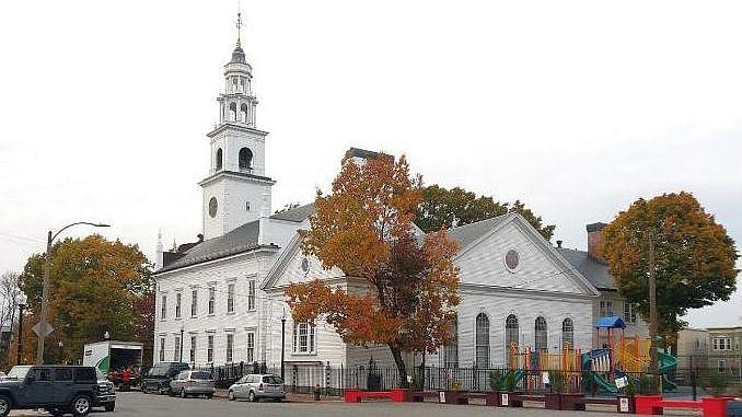 first parish 1